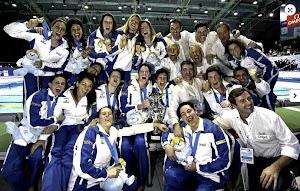 Italy - European Champion Women, Eindhoven 2012