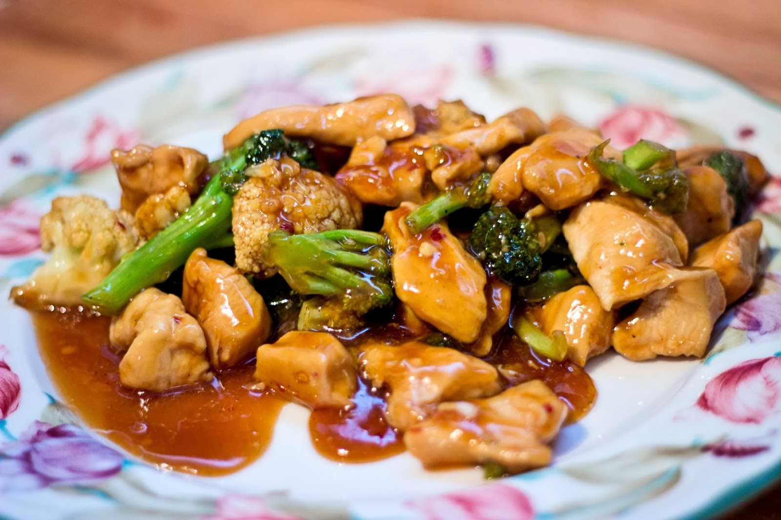 The Dinner Club: Honey Chicken Stir-Fry