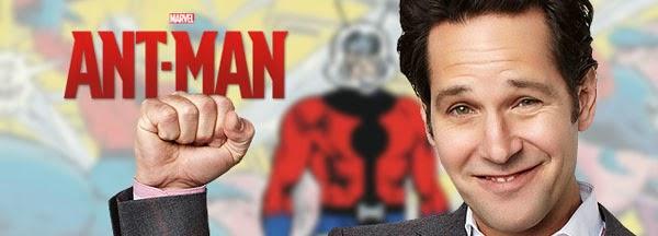 Paul Rudd - Ant Man