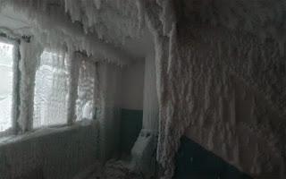 Frozen Apartment Satire