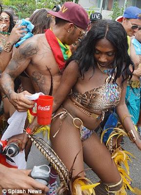 Rihanna & Lewis Hamilton cosy up at Barbados festival  2B16A7B000000578-3184374-image-a-52_1438688379350