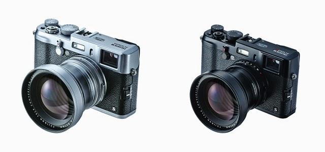 Fotografia delle Fuji X100s con il teleconverter TCL-X100
