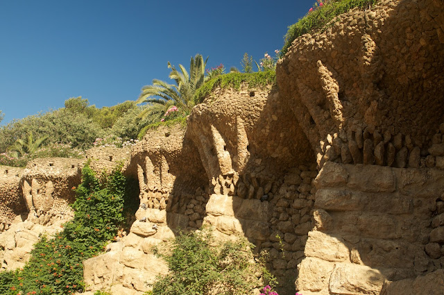Park Guell, Barcelona, Spanyol, Eropa, Travelling, Wisata, Antoni Gaudi,