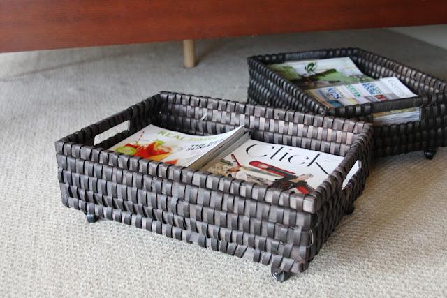DIY Underbed Storage Solution