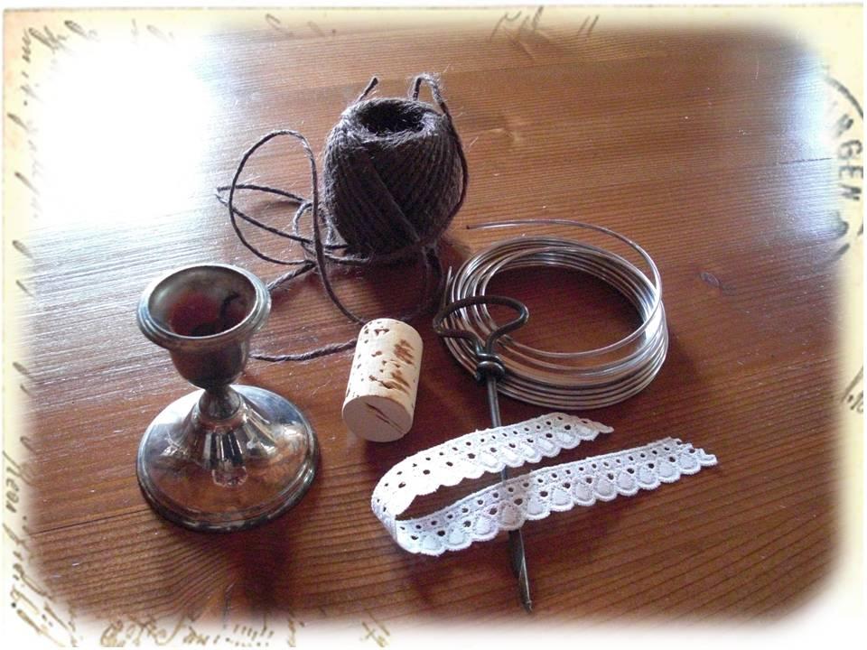 gartenkuchen kartenhalter zum selberbauen. Black Bedroom Furniture Sets. Home Design Ideas