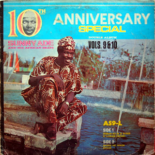 Sunny Ade & His African Beats - Volume 10
