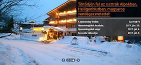 Töltődjön fel az osztrák Alpokban, Heiligenblutban, magyaros vendégszeretettel!