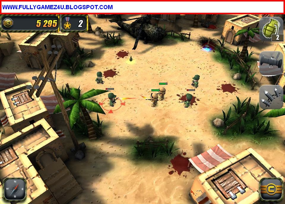 Download Tiny Troopers Game For Pc