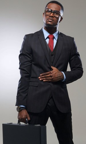 Peter Okoye's stunning photoshoot