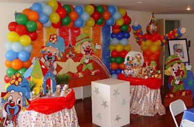 Como decorar Festa de Aniversário Temática do Patati Patata
