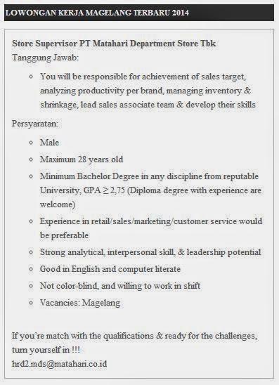 lowongan-kerja-magelang-terbaru-mei-2014