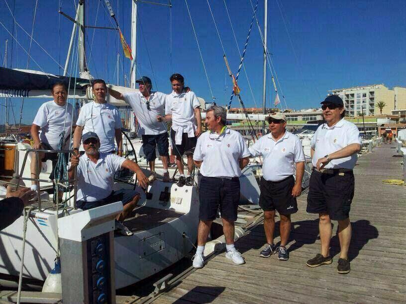 Club n utico zaragoza la tripulaci n cnz raecy finaliz en tercer lugar la regata de la feria - Club nautico zaragoza ...