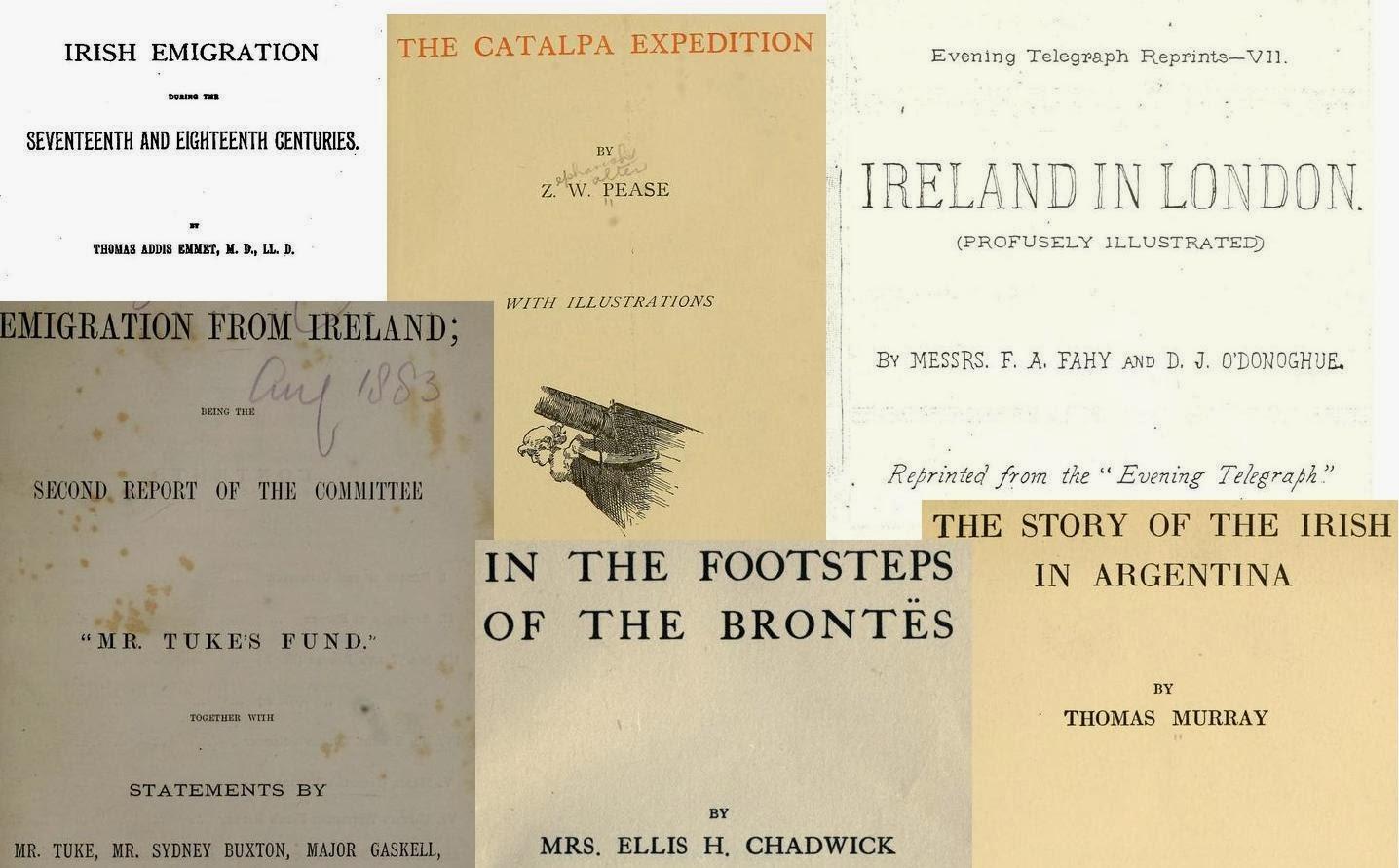 Free irish genealogy ebooks aiddatafo Image collections