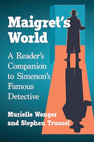 MAIGRET'S WORLD IS OUT!