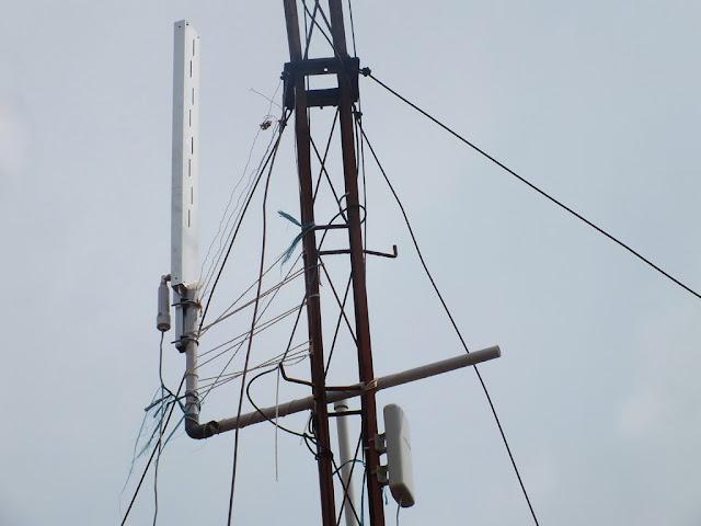 Tp-Link - Ubnt M2hp dan antena rtnet