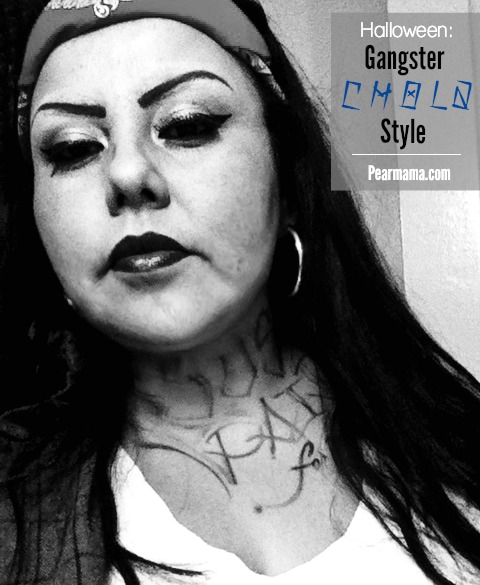 how to look like a chola girl
