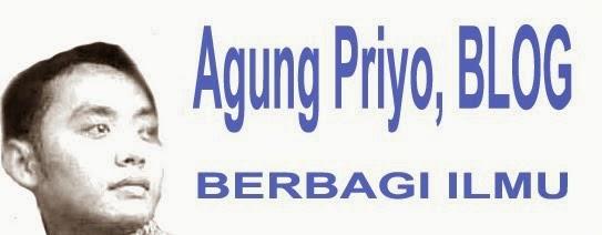 AGUNG PRIYO P. BLOG