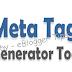 Meta Tag Generator for Blogger