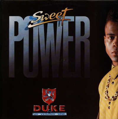 Duke & D.J. Leader One ‎– Sweet Power (1990, VLS, 192)