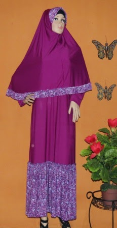 Gamis Maxi Jersey GKM4627
