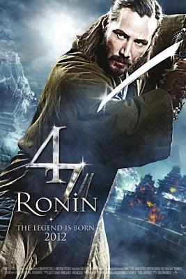 โปสเตอร์ 47 Ronin อีกแบบ