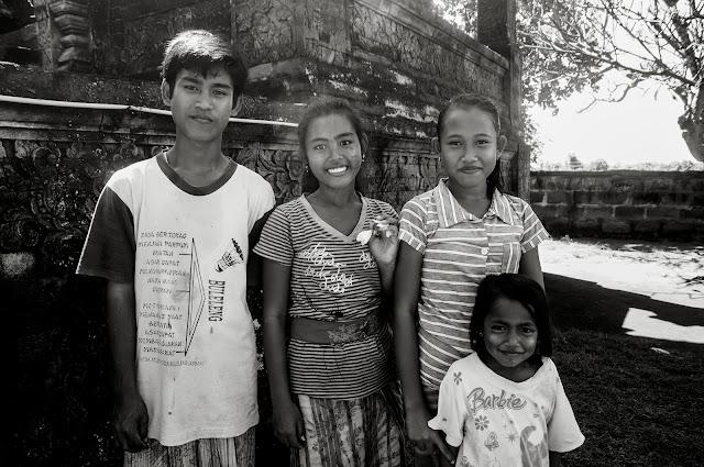 Niños de Meduwa Karang