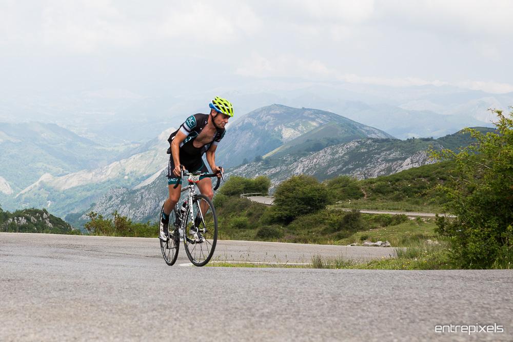 Rafael Pérez Ganador de la Clásica Lagos de Covadonga 2014