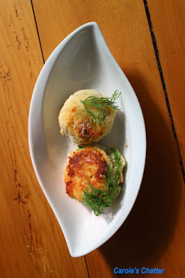 Carole's Chatter: Crab Cakes