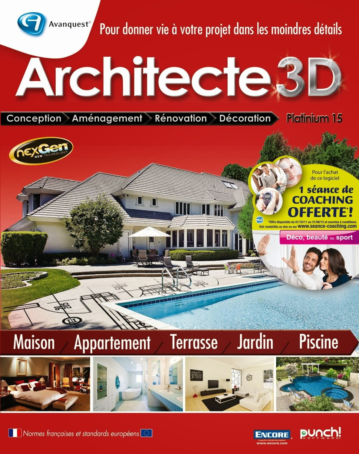 photo logiciel d architecture simple d utilisation