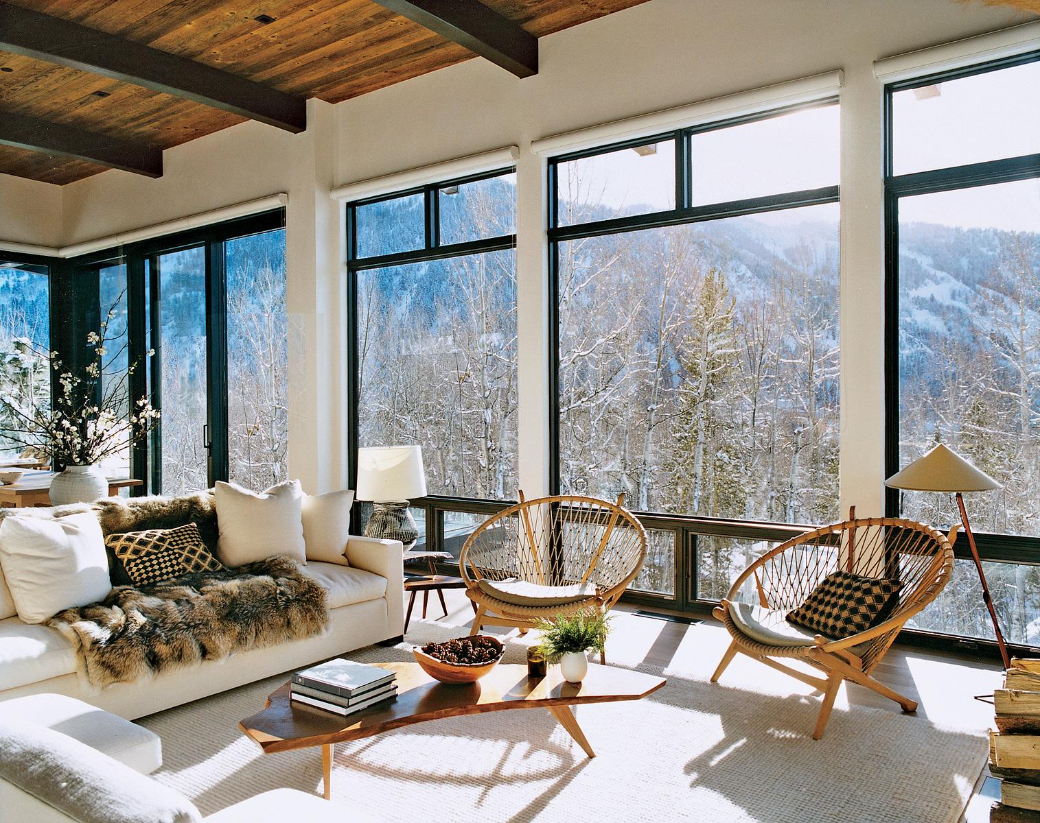 Loveisspeed aerin lauder s aspen home for Aspen house