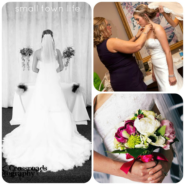 bridal bouquet, bride getting ready, black & white bride