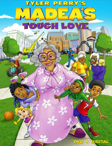 Ver Tyler Perry's Madea's Tough Love (2015) Online