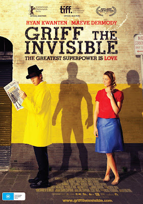 Watch Griff the Invisible 2010 BRRip Hollywood Movie Online | Griff the Invisible 2010 Hollywood Movie Poster