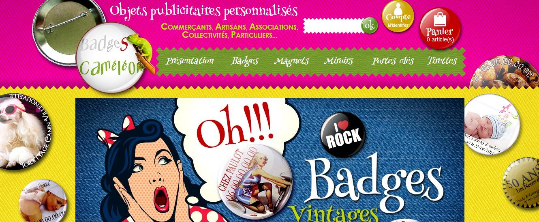 BadgesCameleon.com