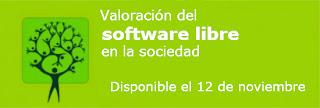 valoración del software libre, software libre 2012