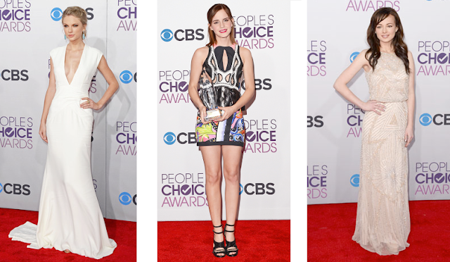 people choices awards  taylor swift, emma watson, ashley rickards
