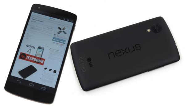 lg nexus 5 не ловит связь