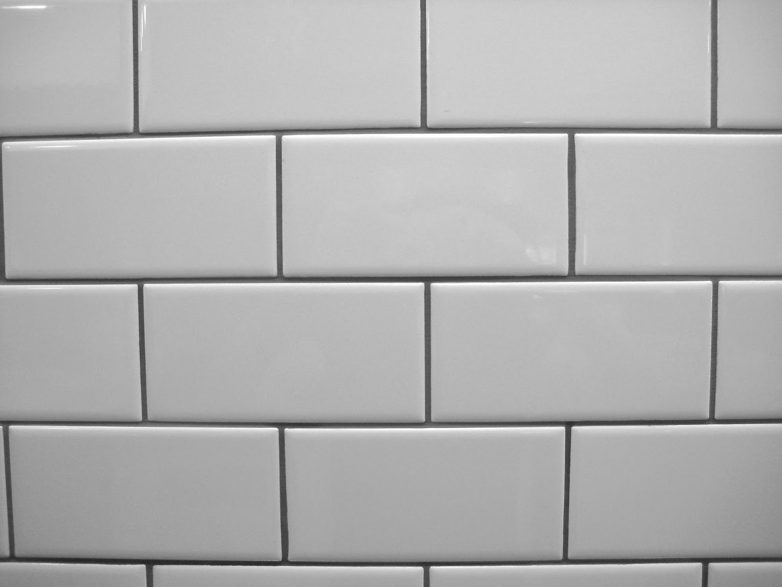 Subway Tile Background Inside Out Between Tile And A Hard Place