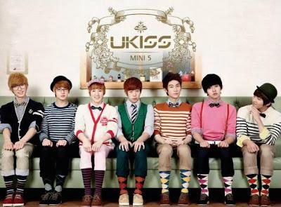 U-KISS members