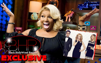 Former RHOA Star NeNe Leakes Joins Fashion Police