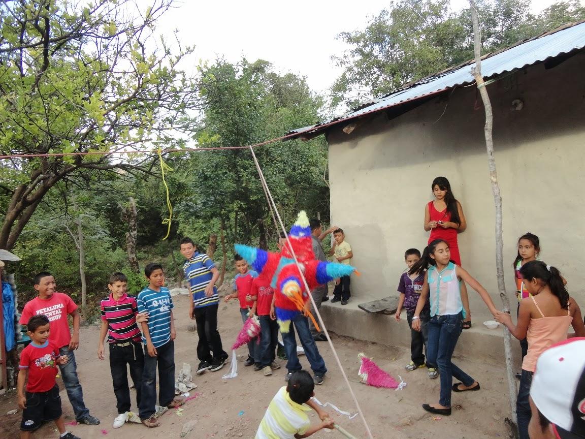 Jans en rens in nicaragua