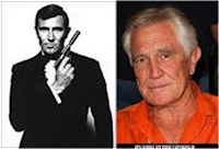 george lazenby pemeran james bond