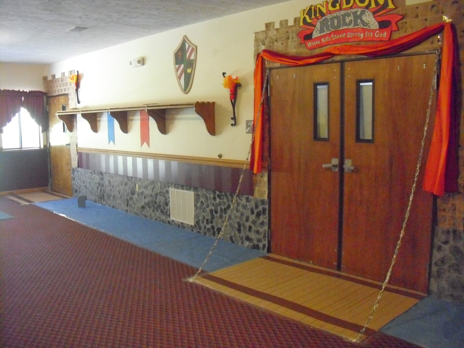 mixingitup vacation bible school ideas for medieval and
