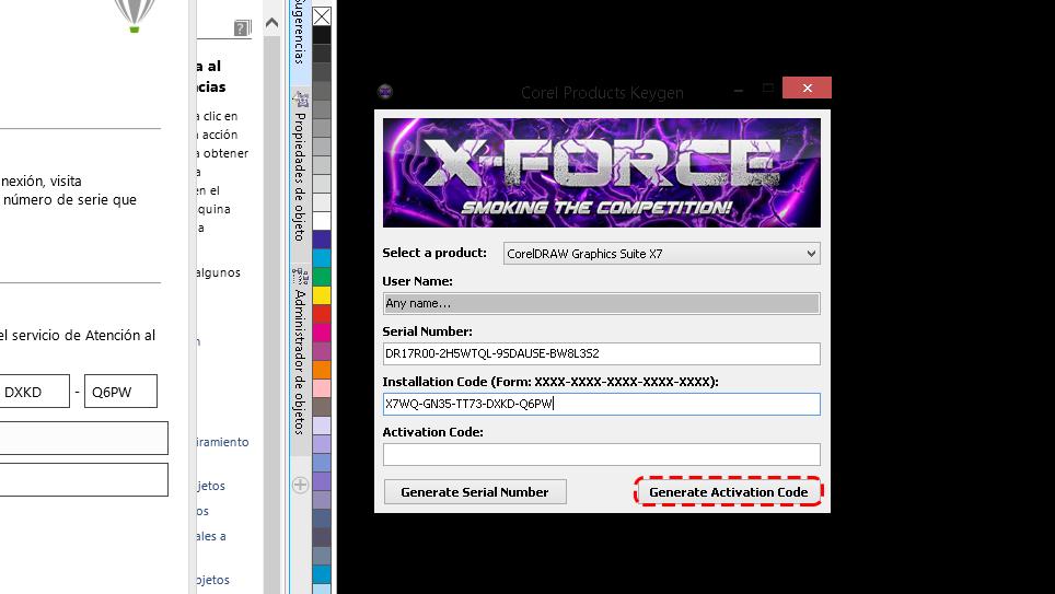 Keygen Generator Corel Draw X7 Download 15