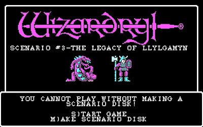 Wizardry 3