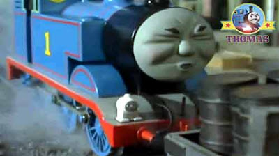 Fresh fuel Diesel Thomas the choo choo train trundled all over the beautiful Island landscape mine