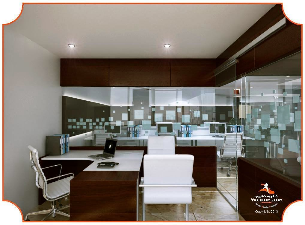 Luxurious Office Designs