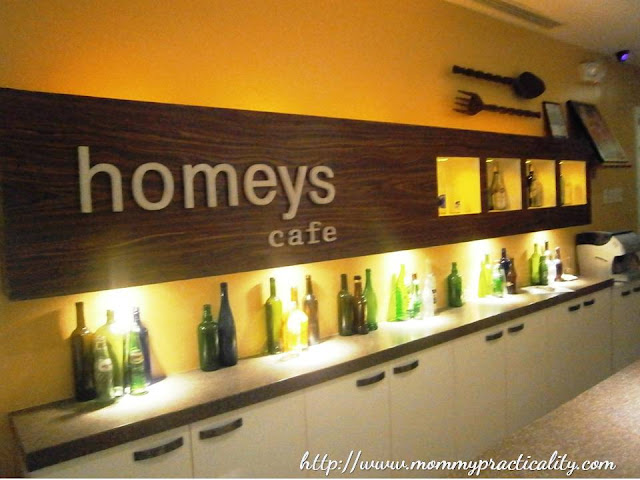 Homeys Cafe Makati
