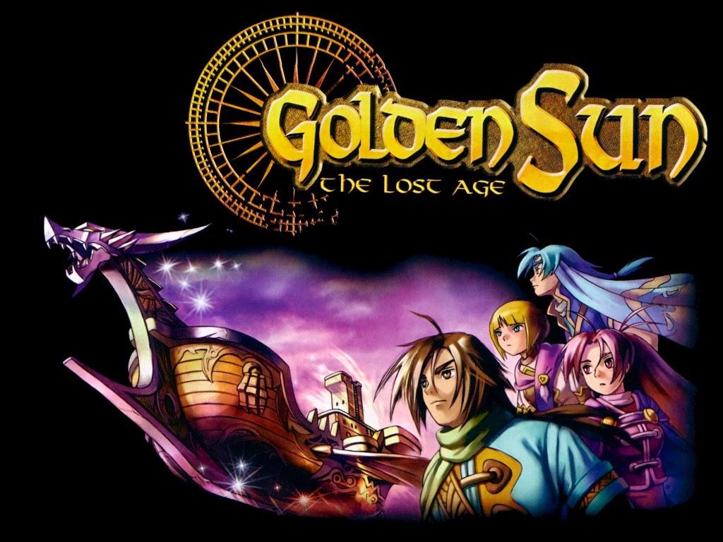 golden sun la edad perdida mi etereo mausoleo