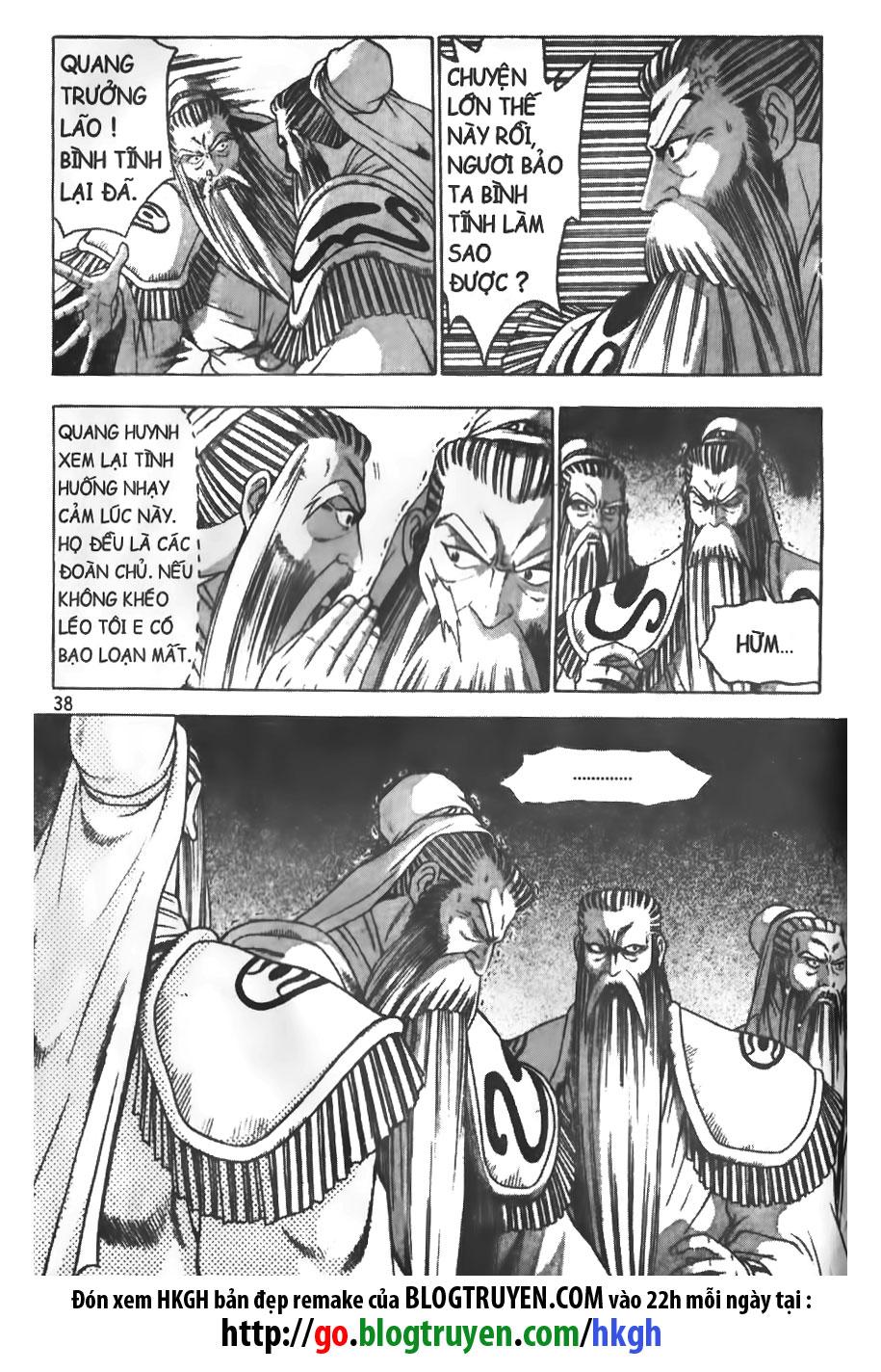 xem truyen moi - Hiệp Khách Giang Hồ Vol28 - Chap 188 - Remake
